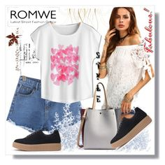 """ROMWE  9"" by aida-1999 ❤ liked on Polyvore"
