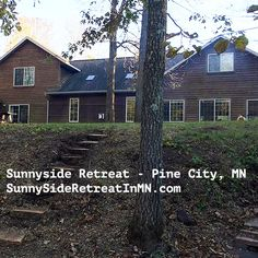 Sunnyside Retreat - Pine City, MN Self-service private accommodations for up to 10 guests; sunnysideretreatinmn@gmail.com; 952-393-3652; http://sunnysideretreatinmn.com