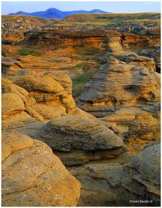 Writing on Stone Provincial Park, AB.