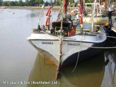 "Thames barge ""Decima"""