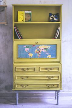 chalk paint secreter