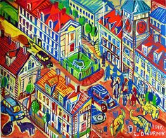 Edward Dwurnik -ft x Painting, Art, Painting Art, Paintings, Kunst, Paint, Draw, Art Education, Artworks