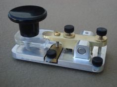 American Morse Equipment - KK1B Straight Key Kit