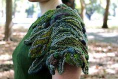 Картинки по запросу freeform knit and crochet