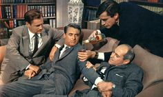 North by Northwest:  Cary Grant, Saul Bass's titles, Bernard Hermann's score, that all-conquering crop-dusting scene. Why is it that Hitchcock's biggest crowd-pleaser makes critics sniffy?  The Guardian, August 3, 2012
