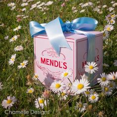 9cm The Grand Budapest Hotel Mendl's Patisserie by chamelledesigns, $9.99
