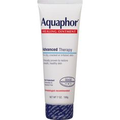 Aquaphor Advanced Therapy Healing Ointment Skin Protectant 7 oz. Tube