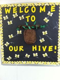 bee themed classroom - Google Search