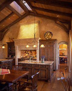 JMA - mediterranean - Kitchen - San Francisco - JMA (Jim Murphy and Associates)