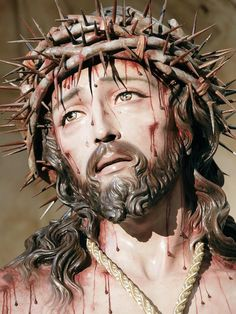 Look at the scourged Jesus and recite 3 Our Fathers. Your prayers will be answered! Jesus Our Savior, Jesus Is Lord, Religious Images, Religious Art, Jesus Mother, Mother Mary, Pontius Pilatus, Image Jesus, Pictures Of Jesus Christ