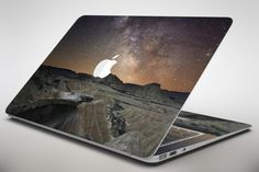 Desert Nights - Apple MacBook Air or Pro Skin Decal Kit (All Versions Available) Macbook Pro Cover, Macbook Laptop, Macbook Air, Perfect Skin, Custom Items, Decal, Apple, Kit, Unique Jewelry