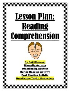 The following lesson plan includes: passage, vocabulary, passage questions, creative writing activity, and answer key.