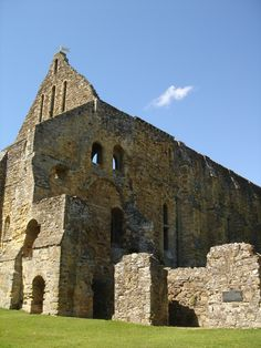 Battle Abbey, the site of the Battle of Hastings in 1066.