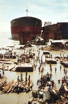 62 Best Ship Breakers images in 2015 | Abandoned ships