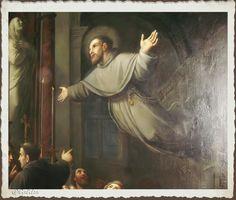 Santa María, Madre de Dios y Madre nuestra: San José de Cupertino, 18 de Septiembre