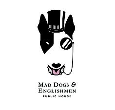 """English Bull Terrier in a top hat & monocle ~ """"squee!"""""""