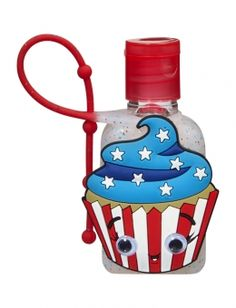 Vanilla Patriotic Cupcake Anti-bac | Girls Anti-bac Beauty | Shop Justice
