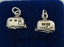 1 Sterling Silver Sm 12x13mm House Camping Travel Canned Ham Trailer RV Charm! in Jewelry & Watches, Fashion Jewelry, Charms & Charm Bracelets | eBay