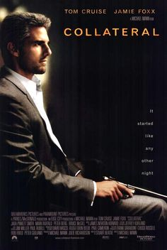 Collateral (2004). I have been to L.A. twice in my life, and I wish I could go back.