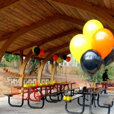 Your Southern Peach: Construction Birthday Party