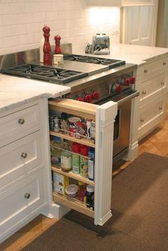 Organization kitchen