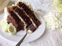 Three layer Red Velvet Cake no food coloring no beets
