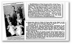 Tracing Famous 'Mayflower' Passenger Peregrine White's Family Tree. Read articles about researching your Mayflower genealogy @ http://blog.genealogybank.com/tag/mayflower