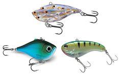 Lipless Rattlebaits Top Picks - In-Fisherman Bass Fishing Lures, Fly Fishing Rods, Crappie Fishing, Catfish Rigs, Bass Bait, Spawn, Freshwater Fish, Fresh Water, Tired