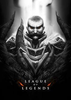 Dragonslayer Braum by wacalac on deviantART