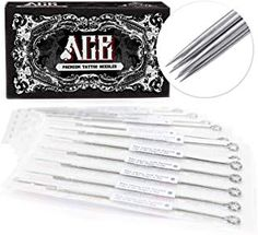 9 Round Shader Pre-Made Sterile Tattoo Needles - *** You can find out more details at the link of the image. (This is an affiliate link) Tattoo Needles, Tattoos, Link, Image, Tatuajes, Tattoo, Tattos, Tattoo Designs