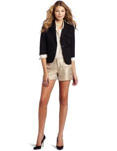 Trina Turk Women`s Madison Blazer Jacket $174.00 (save $174.00) + Free Shipping
