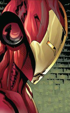Iron Man by Piotr Kowalski