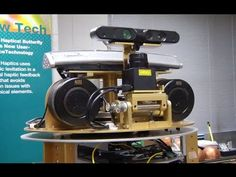 Testing Human Robot Interaction with Ballbot | TechCrunch Makers