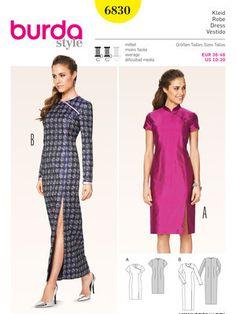 6830 Asia-Kleid