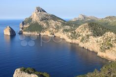 Cap de Formentor - Stock Photo | by alessandro0770 Mallorca Island, Form, Spain, Royalty, River, Stock Photos, Outdoor, Image, Royals