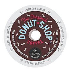 Donut Shop Medium Roast Extra Bold