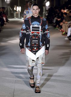 ジバンシィ バイ リカルド ティッシ (Givenchy by Riccardo Tisci) 2014年春夏コレクション Gallery28