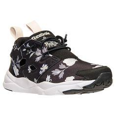 Women's Reebok FuryLite Running Shoes - V63576 BLK | Finish Line