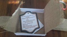 binnekant van trou uitnodiging/ wedding invites