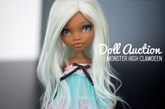 OOAK Monster High Clawdeen by Andreja (aka Nicolle's Dreams) #Mattel