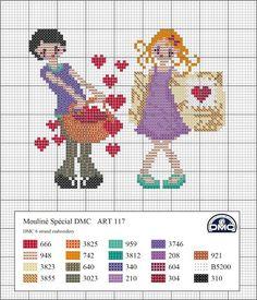 El blog de DMC: Diagrama de San Valentín