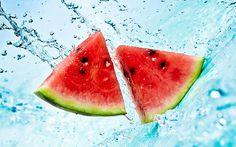 Water Melon – HD Background Wallpaper