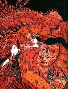 whiteforest's contemporary artists: Yoshitaka Amano