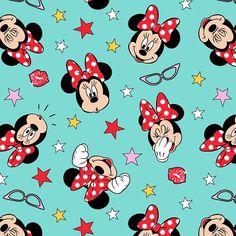 100/% Algodón-Varios Tamaños Villanos Disney Tela describe-Negro