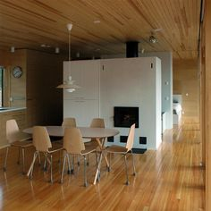 Villa K&Y by Meark Architects, www. Conference Room, Villa, Contemporary, Architects, Table, Furniture, Home Decor, Decoration Home, Room Decor