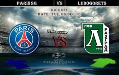 Paris SG vs Ludogorets 06.12.2016 Predictions - PPsoccer
