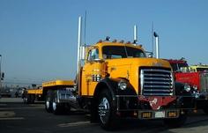 "1951 Yellow`Diesel~GMC 930""SWEET"""