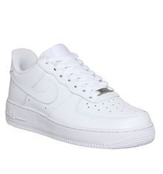 Nike Air Force 1 Lo (w) White - Hers trainers