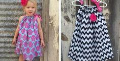 Simple Pillowcase Dress! | Very Jane