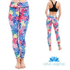 Checkout huge selection of new-arrivals Lotus Leggings. You can shop for latest designs and styles that are available in many sizes.